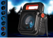 Акустична система BTS-015 15Вт портативна
