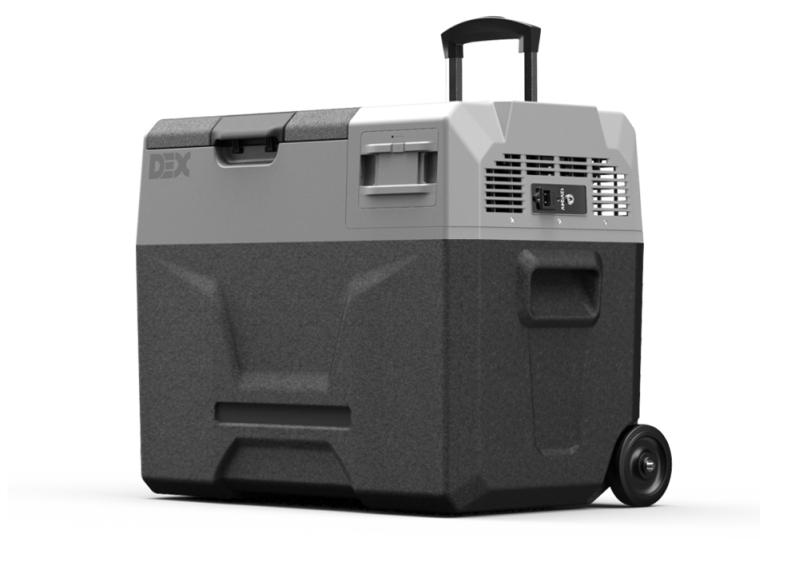 Холодильник-морозильник ECX-40