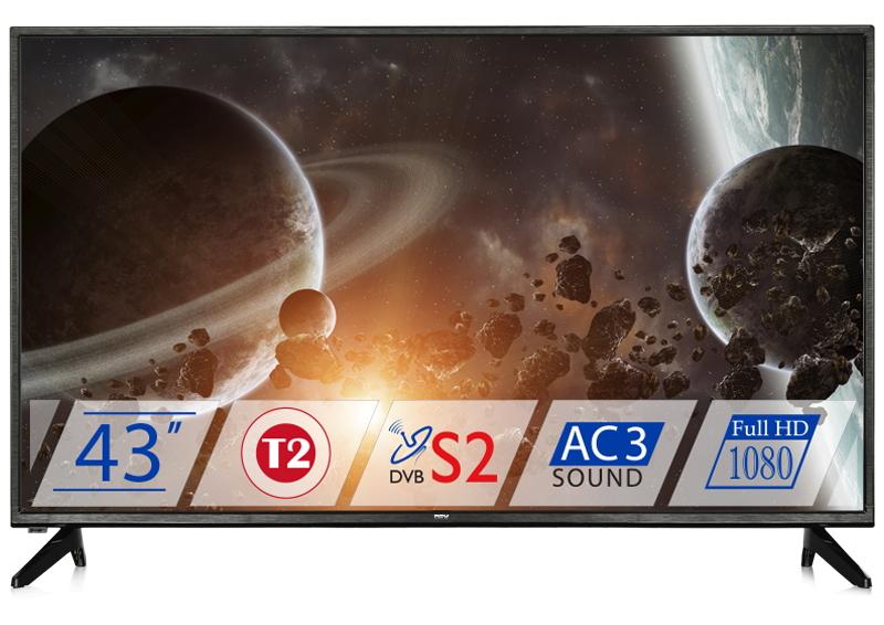 Телевізор LE4355TS2