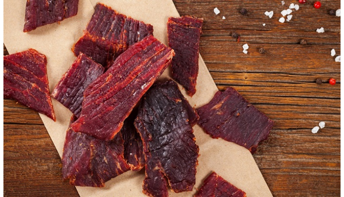 В'ялена яловичина «Теріякі»
