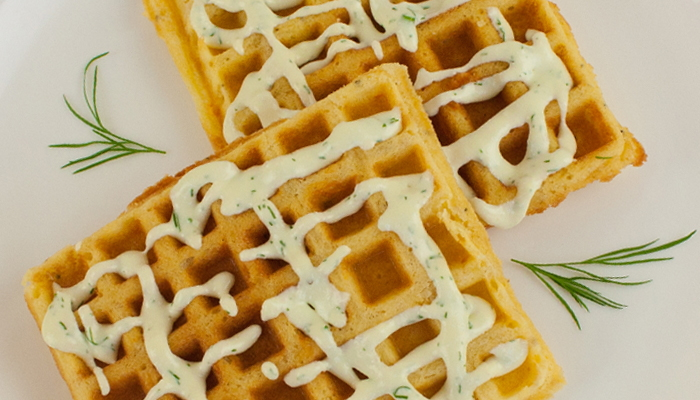 Сирні вафлі «До сніданку»